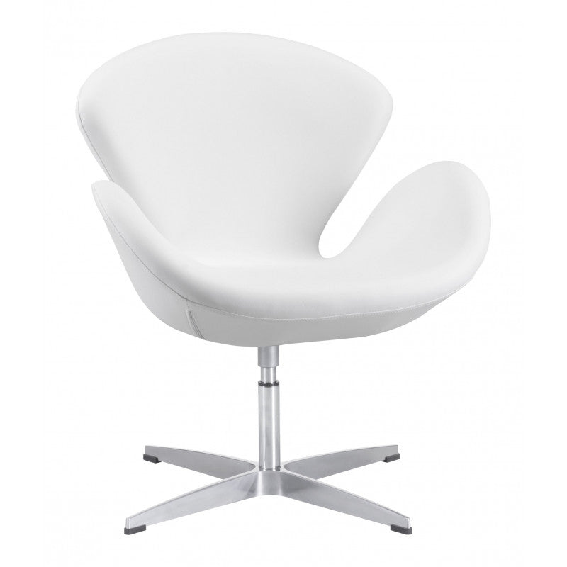 Pori Arm Chair White - White