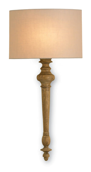 Currey and Company Jargon Wall Sconce