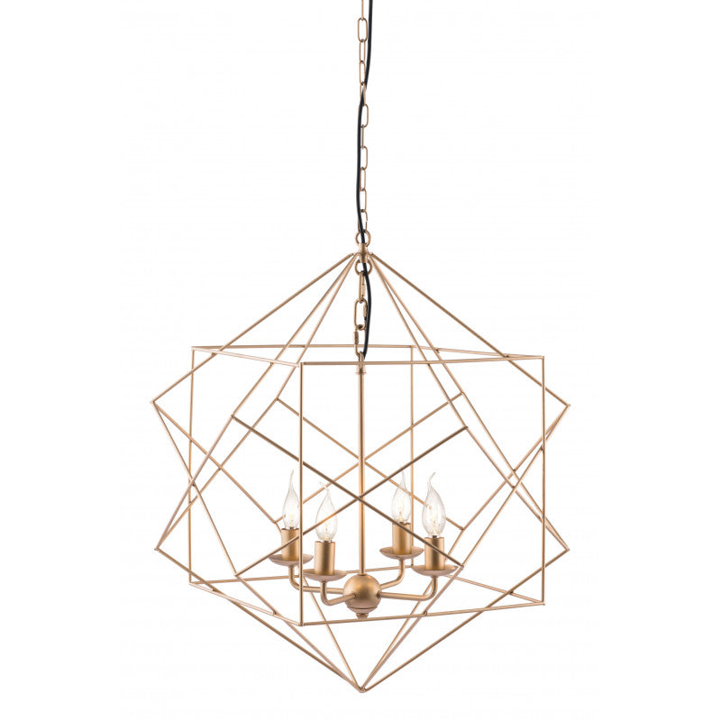 Penta Ceiling Lamp Gold - Gold