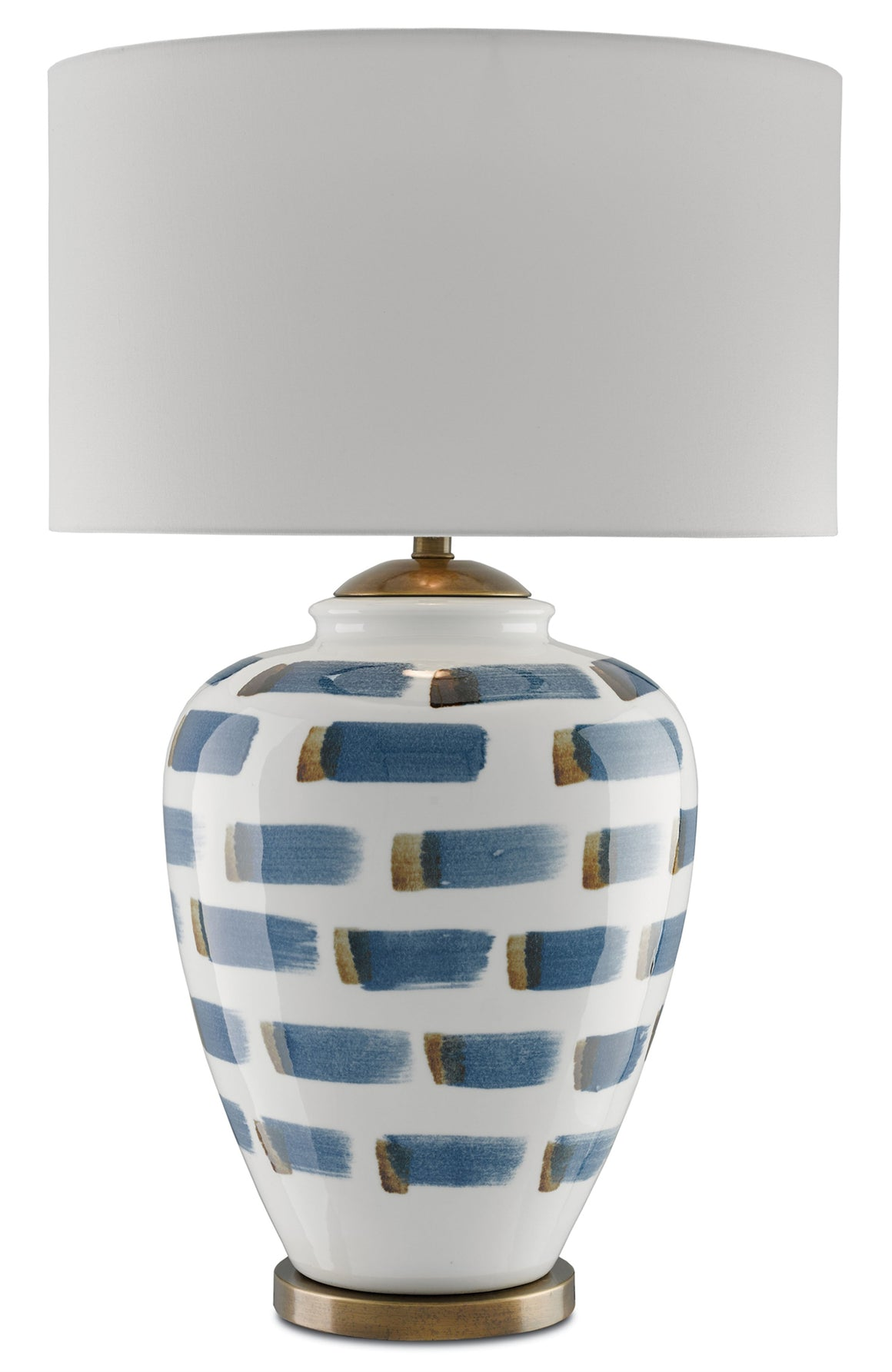 Currey and Company Brushstroke Table Lamp