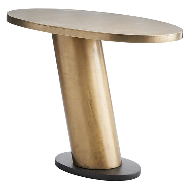 c4766c7c9e46 Arteriors Marco Contemporary Angled Accent Table