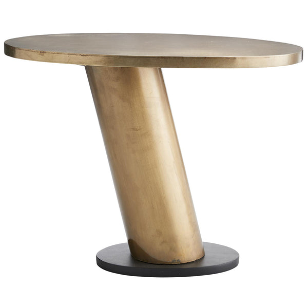Arteriors Marco Contemporary Angled Accent Table