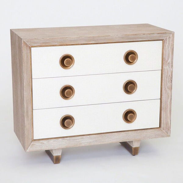 Retro 3-Drawer Chest