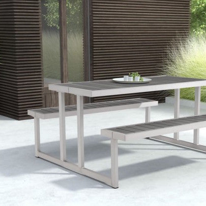Modern Picnic Table