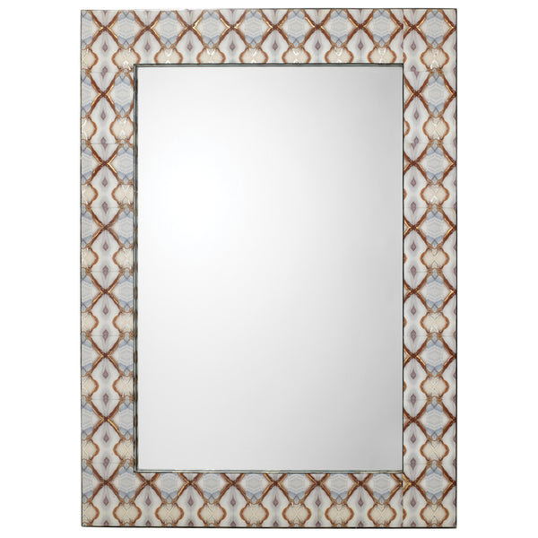 Large Kaleidoscope Rectangle Mirror
