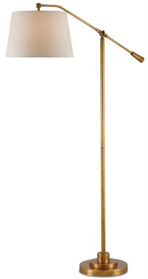 Currey and Company Maxstoke Floor Lamp