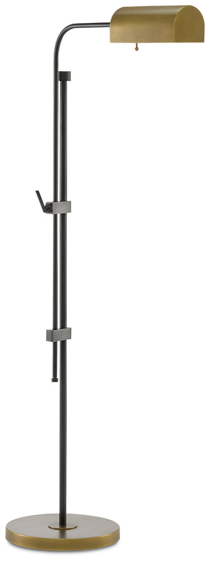 Currey and Company Hearst Floor Lamp