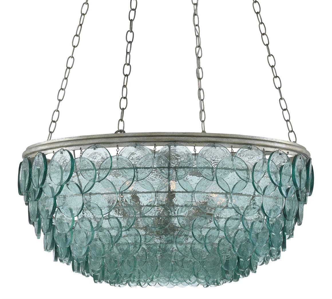 Currey and Company Quorum Small Chandelier