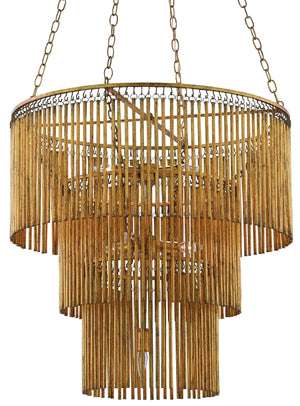 Currey and Company Mantra Chandelier