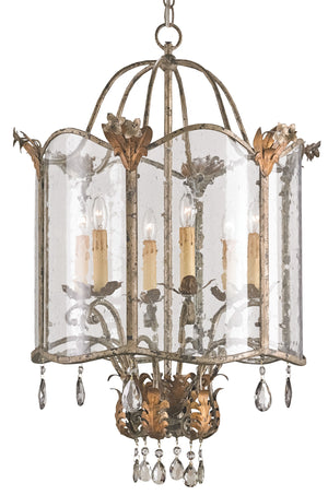 Currey and Company Zara Grande Lantern