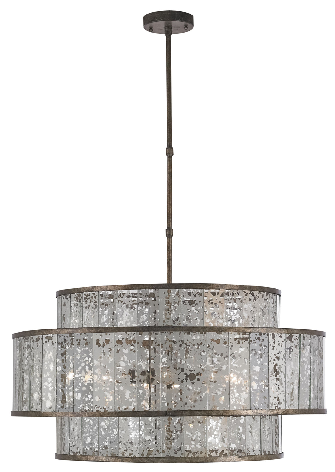 Currey and Company Fantine Large Chandelier