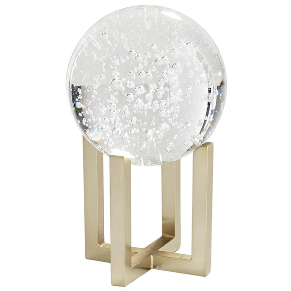 Arteriors Macarthur Crystal Orb Sculptures – Set of 3