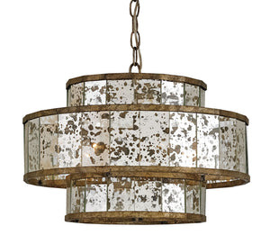 Currey and Company Fantine Small Chandelier