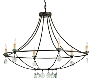 Currey and Company Novella Chandelier