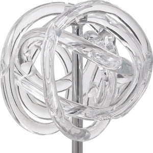 Uttermost Neuron Glass Table Top Sculptures, S/3