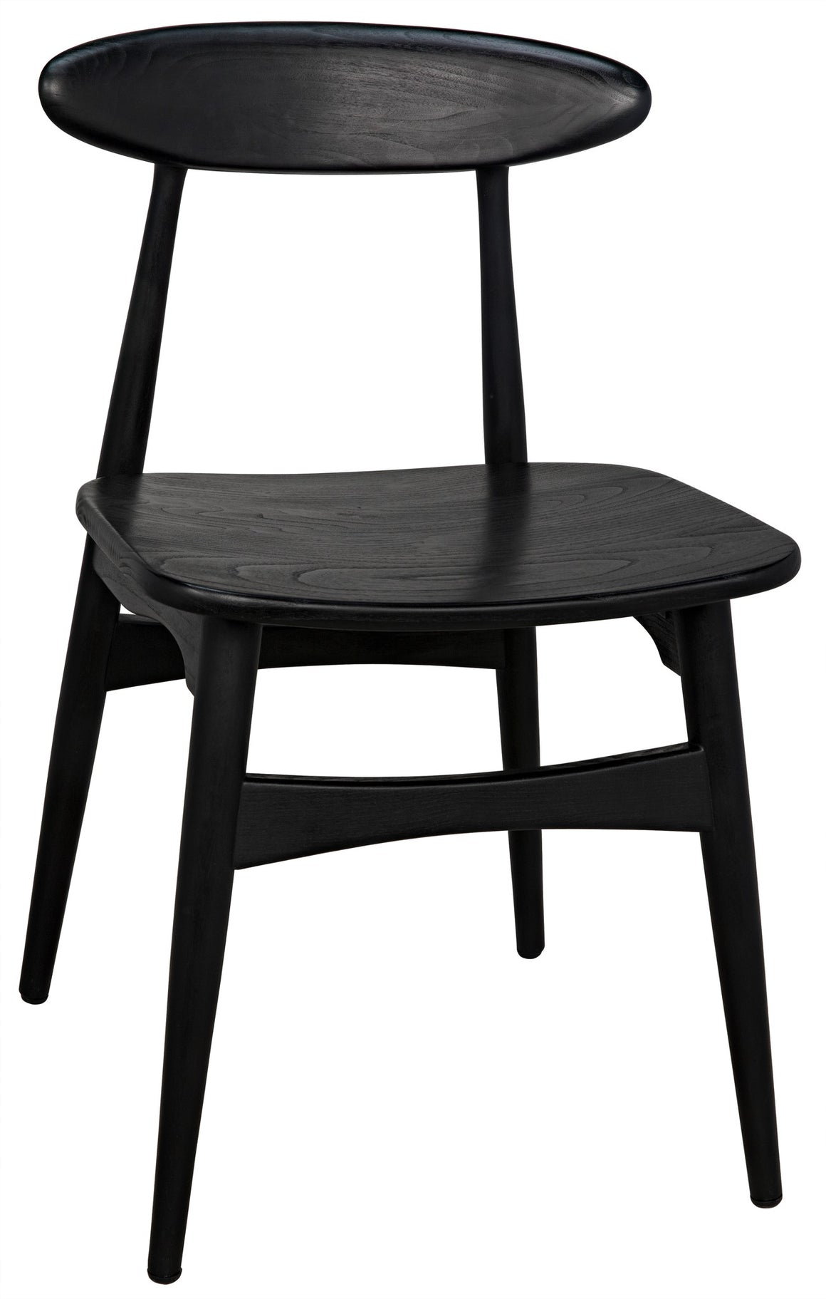 Noir Surf Chair - Charcoal Black