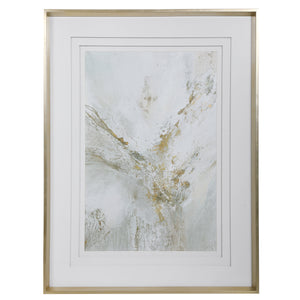 Ethos Framed Abstract Print