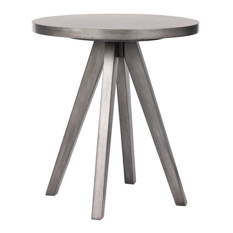 "Avery Modern Accent Table – 20"" Dia. (25 Finish Options)"