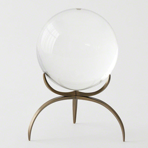 Clearlight Orb – Bronze