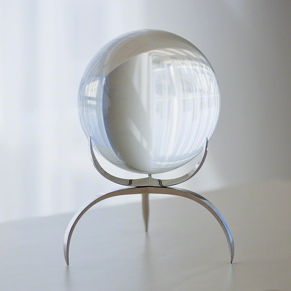 Clearlight Orb – Polished Nickel