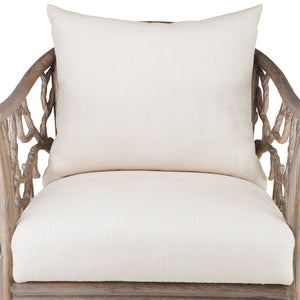 Bungalow 5 Bosco Armchair, Driftwood