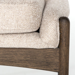 Braden Dining Chair - Light Camel