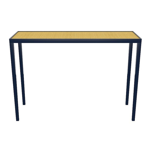 Chatham Lacquer Console Table - Navy Blue (19 colors/6 surfaces available)