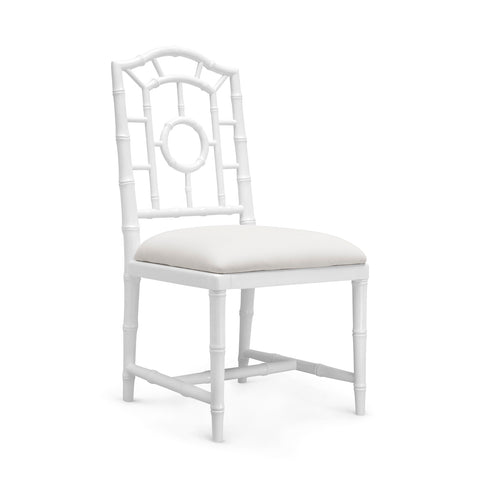 Bungalow 5 Chloe Side Chair, White