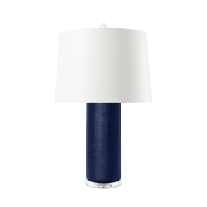 Bungalow 5 Cleo Lamp, Navy Blue