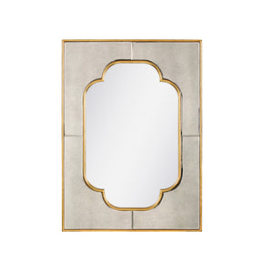 Bunglow 5 CASSIA MIRROR, ANTIQUE MIRROR