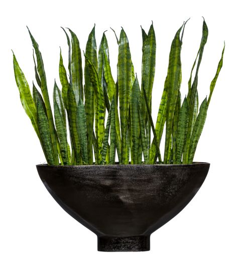 Faux Tall Sanseveria Plant