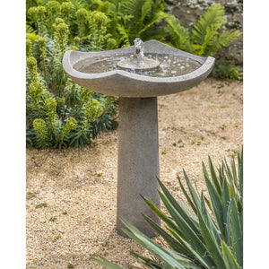 Cast Stone Oslo Fountain - Greystone (Additional Patinas Available)