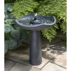 Cast Stone Medium Oslo Fountain - Lead Antique (Additional Patinas Available)