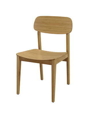 Currant Chair, Caramelized, (Set of 2)