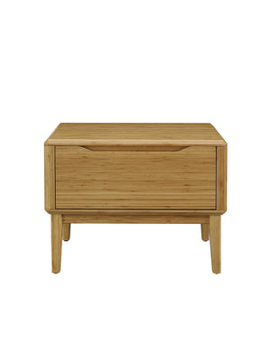 Currant Nightstand, Caramelized