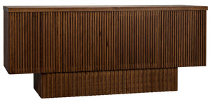 Noir Mr. Smith Sideboard - Dark Walnut