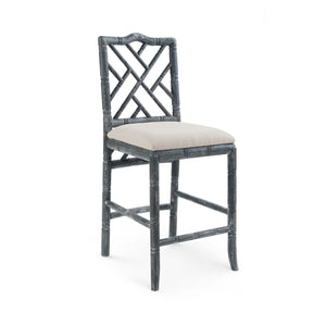 Bungalow 5 Hampton Counter Stool, Gray