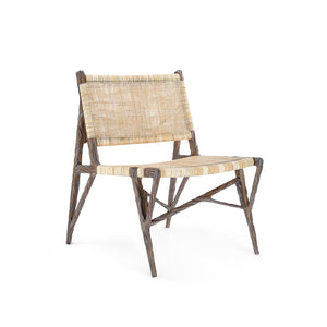 Bungalow 5 Hugh Lounge Chair , Driftwood