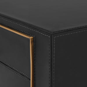 Bungalow 5 Hunter Desk, Black