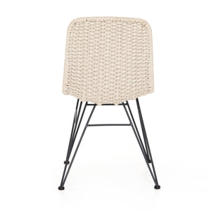 Dema Outdoor Dining Chair - Natural