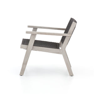 Delano Outdoor Chair - Charcoal Grey
