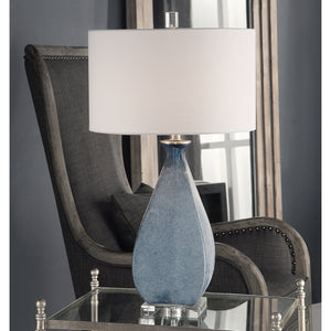 Atlantica Ocean Blue Lamp