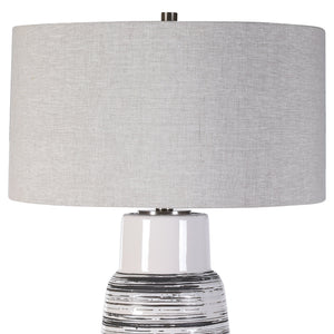 Uttermost Magellan Ivory Table Lamp