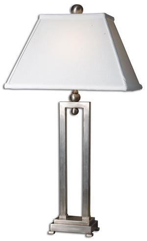 Conrad Silver Table Lamp