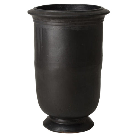 Large Cup Planter – Dark Bronze