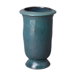 Large Cup Planter – Turquoise