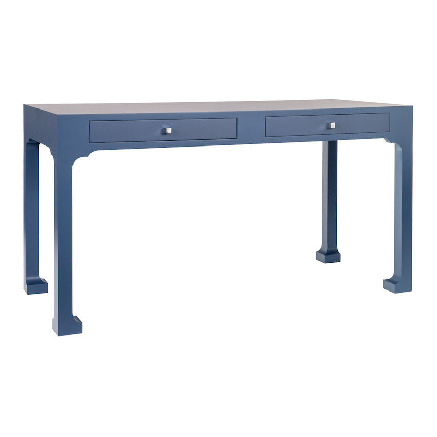 Morris Two-Drawer Writing Desk Additional Finishes Available