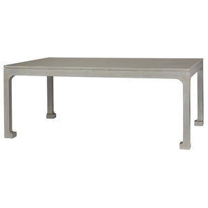 Morris Asian Dining Table - Additional Finishes Available