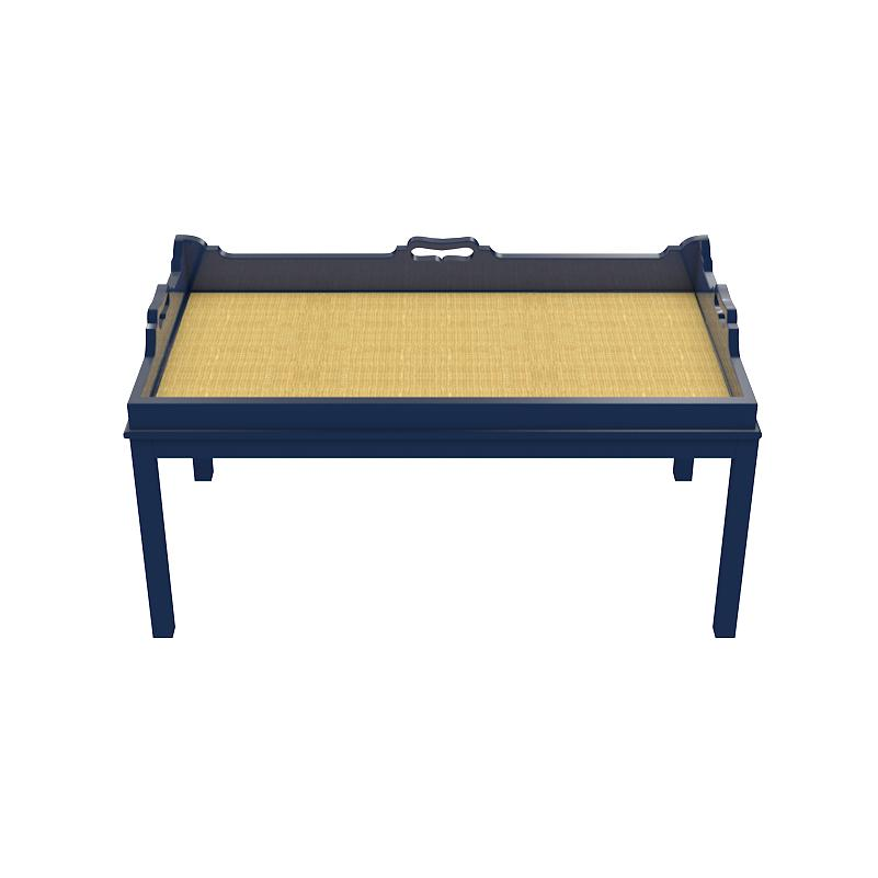 Billy Lacquer Coffee Table - Navy Blue (19 colors available)