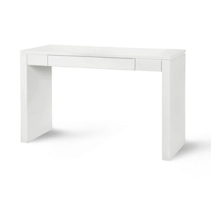 Bungalow 5 Odom Console Table, White